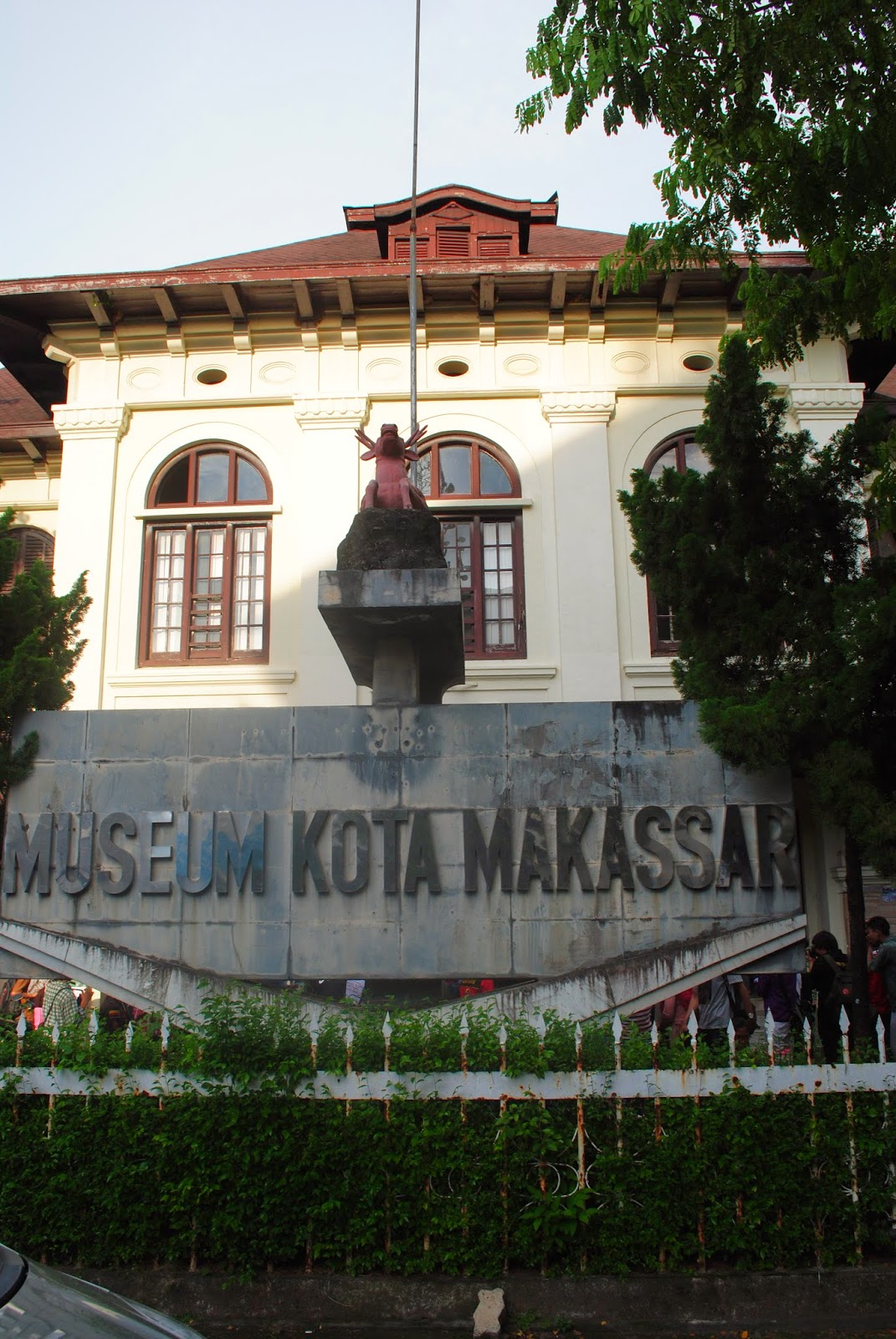 World Heritage Day Museum Kota Makassar Gandu Anak Kaleng