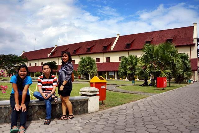 Escape Makassar 2 Cerita Dimulai Kompleks Benteng Ujung Pandang Terdapat