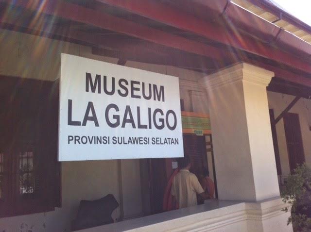 Journey Berkunjung Museum La Galigo Fort Rotterdam Makassar Jadi Bisa