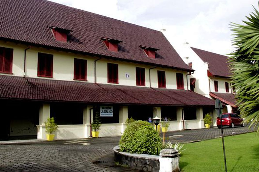 Menilik Koleksi Museum La Galigo Kota Makassar