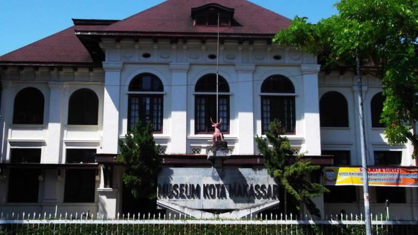 Museum Kota Makassar La Galigo