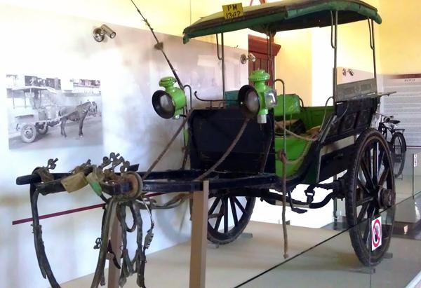 Museum La Galigo Pertama Sulawesi Selatan Pedoman Karya Bendi Salah