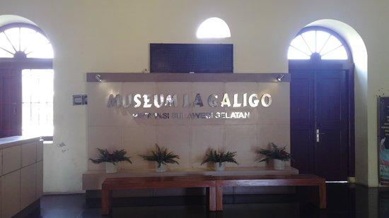 Museum La Galigo Picture Fort Rotterdam Makassar Tripadvisor Kota