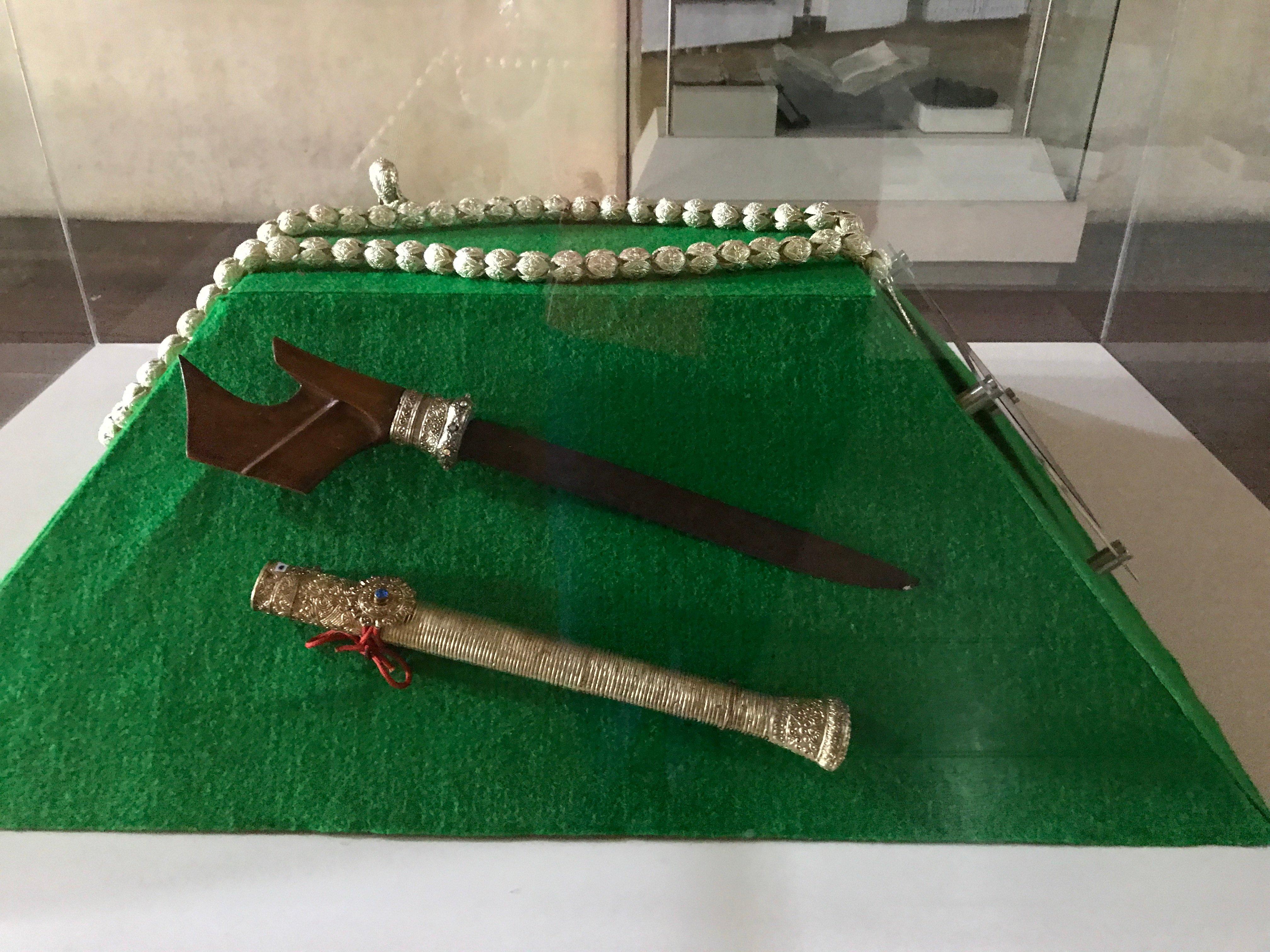 Pulotravels 17 Melihat Koleksi Museum La Galigo Makassar Steemit Berikut