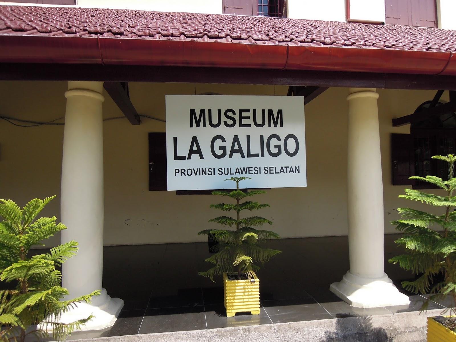 Stars Tiketgratisairpaz Museum Informatif La Galigo Memuat Berbagai Peninggalan Peradaban
