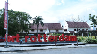 Travelscape Engineer Sejarah Museum La Galigo Fort Rotterdam Kota Makassar