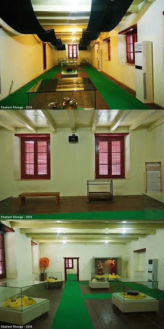 Travelscape Engineer Sejarah Museum La Galigo Fort Rotterdam Ruangan Bangunan