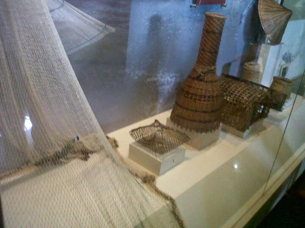 Upusurmen Observasi Museum La Galigo Nelayan Bugis Makassar Terdapat Replika