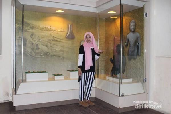 Wisata Sejarah Sulawesi Museum La Galigo Makassar Peralatan Bekerja Zaman