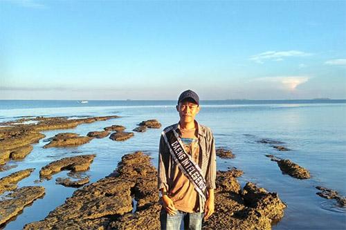 Pemuda Maros Sebut Potensi Wisata Pantai Kuri Perlu Diperhatikan Daeng