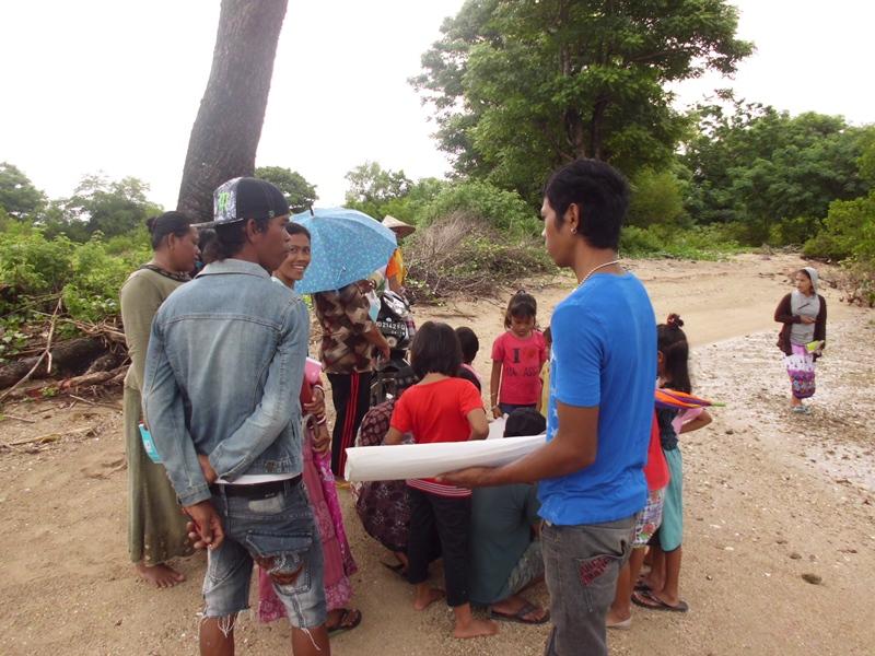 Sumberdaya Perairan Indonesia Berjaya Kuri Caddi Daerah Nah Bagus Foto
