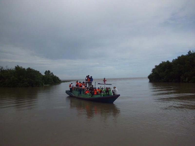 Sumberdaya Perairan Indonesia Berjaya Kuri Caddi Daerah Nah Gan Jalan
