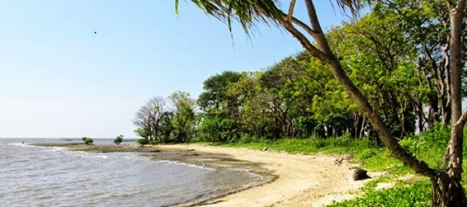 Wisata Pantai Kuri Marusu Maros Aneka Nusantara Caddi Kota Makassar