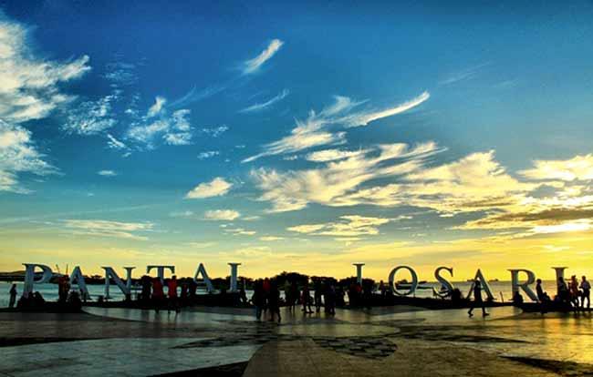 Asal Mula Pantai Losari Generasi Muda Id Kota Makassar