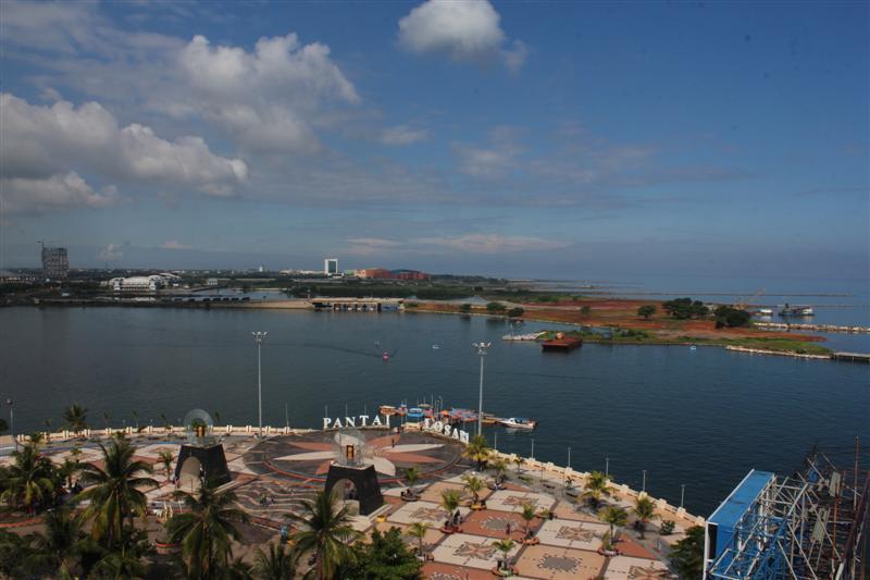 Berita Kota Makassar Lahan Pembangunan Ipal Pantai Losari Bermasalah