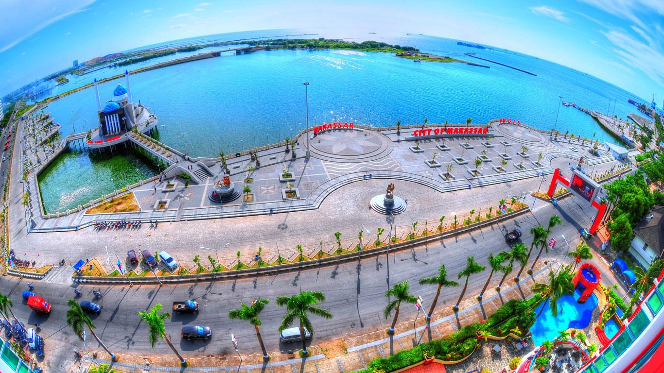Mencari 5 Hotel Murah Sekitar Pantai Losari Trans Studio Makassar