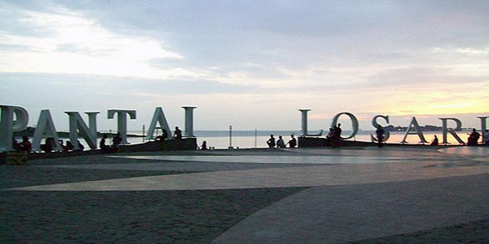 Pantai Losari Ikon Kota Makassar Celebes
