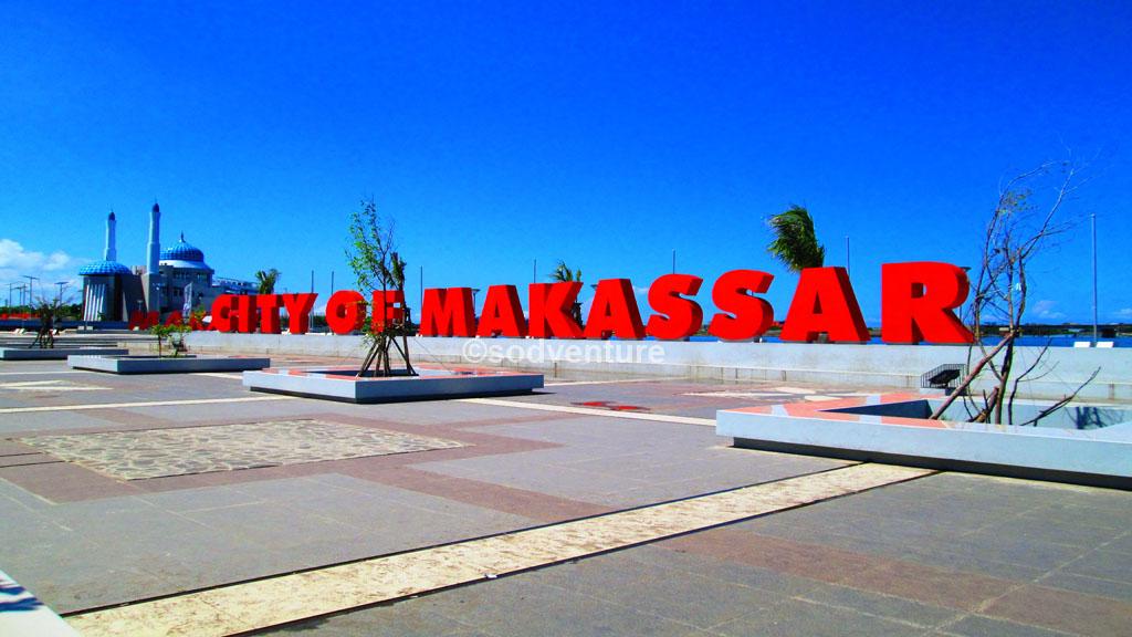 Pantai Losari Indonesia Share Visit Experience Kota Makassar