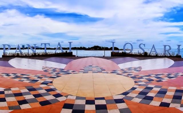 Pantai Losari Makassar Sidrap Terkini Terdapat Rumah Sakit Pusat Perbelanjaan