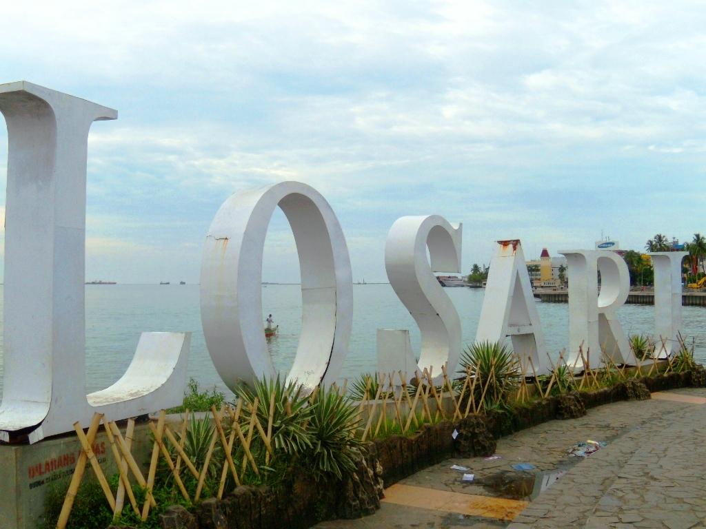 Pantai Losari Makassar Terletak Dimana Ya Peta Alamat Mudah Mencapai