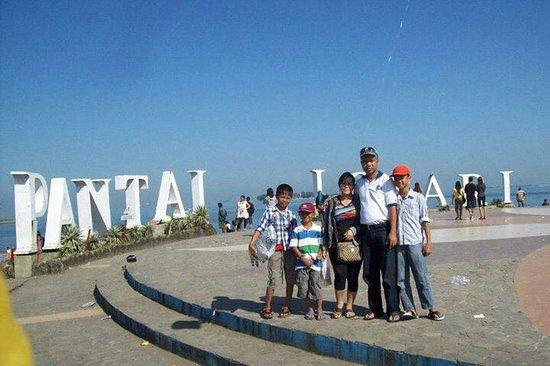 Pantai Losari Pinggiran Kota Makassar Picture Beach