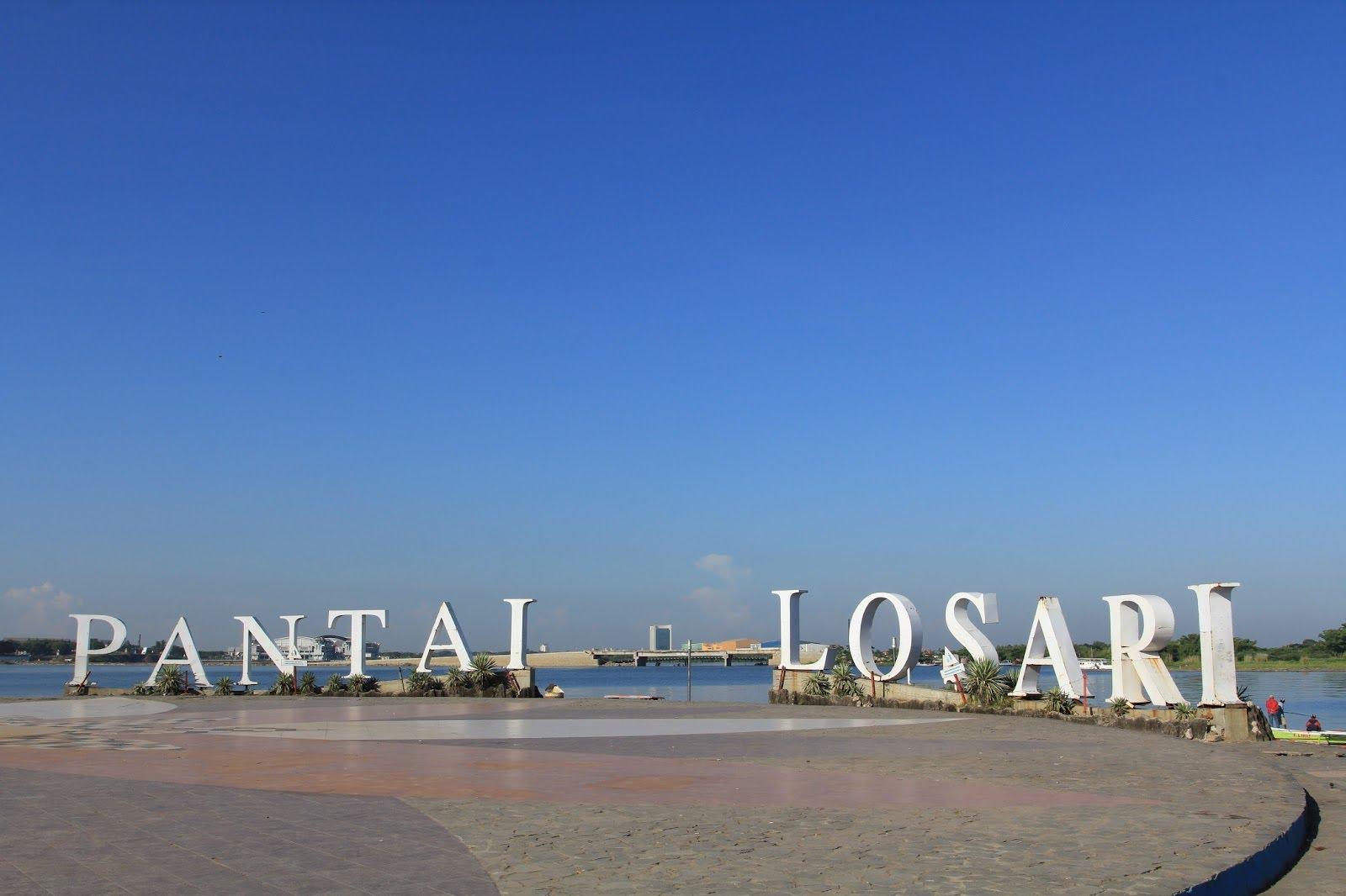 Pesona Indonesia Pantai Losari Makassar Sulawesi Selatan Ubarak Tempat Wisata
