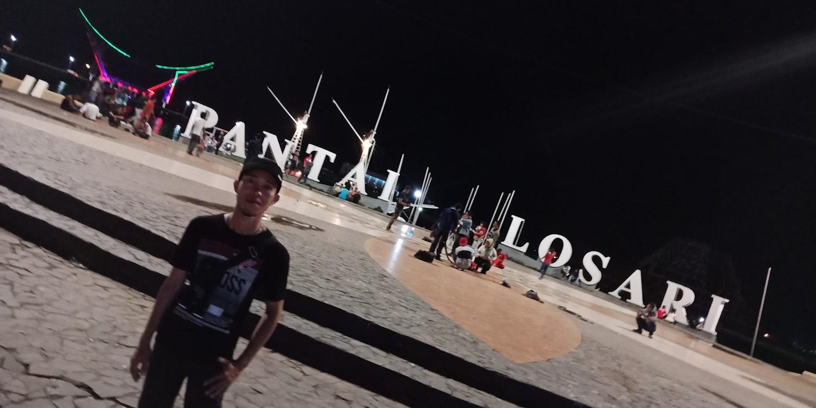 Potret Perjalanan Wisata Tulisanku Pantai Losari Kota Jalan Ki Jangan