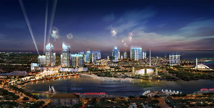 Profile Citraland City Makassar Centrepoint Emas Depan Pantai Losari Pusat