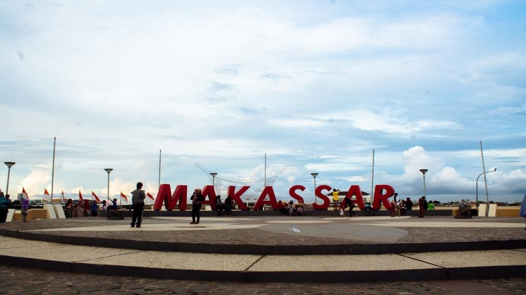 Rencana Pengembangan Lahan Parkir Pantai Losari Merahnews Makassar Salah Satu
