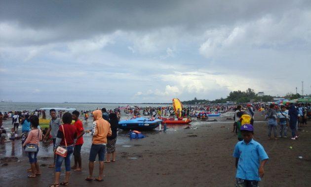 10 Foto Pantai Tanjung Bayang Kota Makassar Sejarah Legenda Lokasi