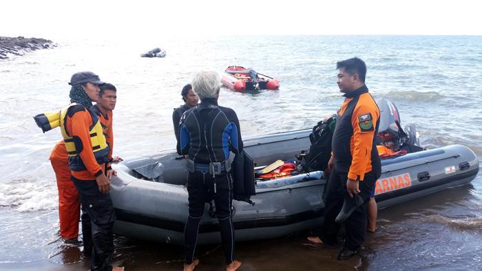 Dua Imigran Asal Afganistan Tenggelam Pantai Tanjung Bayang Kota Makassar