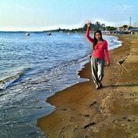 Pantai Tanjung Bayang Makassar Foto Diambil Oleh Mauliyanacity 8 25