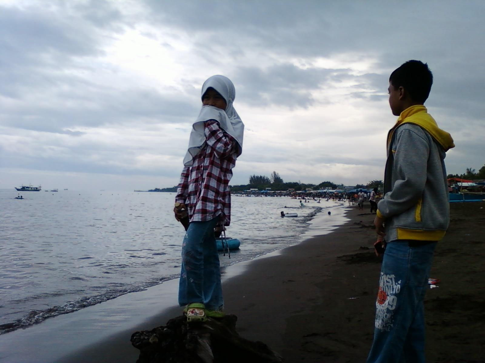 Pantai Tanjung Bayang Makassar Tempo Doeloe Jejak Rantau Akarena Gadis