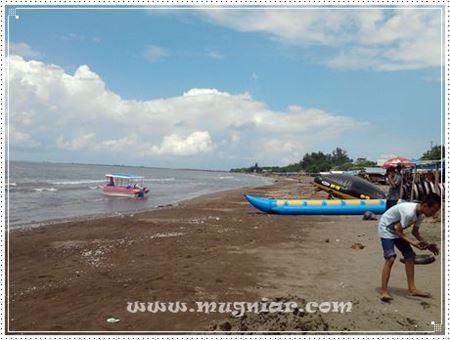 Siang Tanjung Bayang Mugniar Note Bisa Menyusuri Laut Kendaraan Pantai