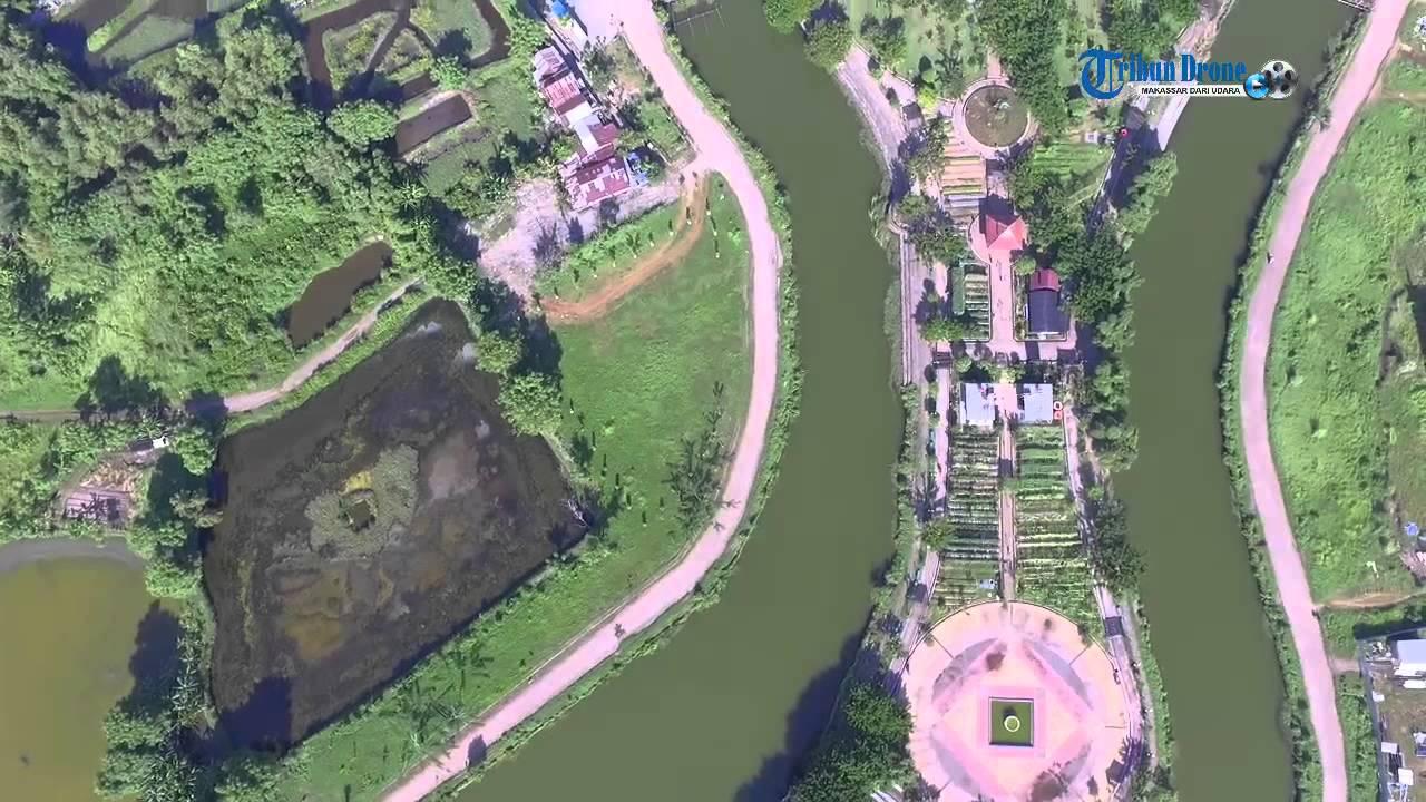 Hijaunya Rth Taman Maccini Sombala Makassar Youtube Kota