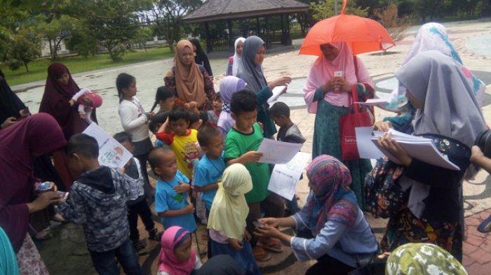 Komunitas Berkebun Gelar Urban Farming Day Taman Maccini Sombala Makassar