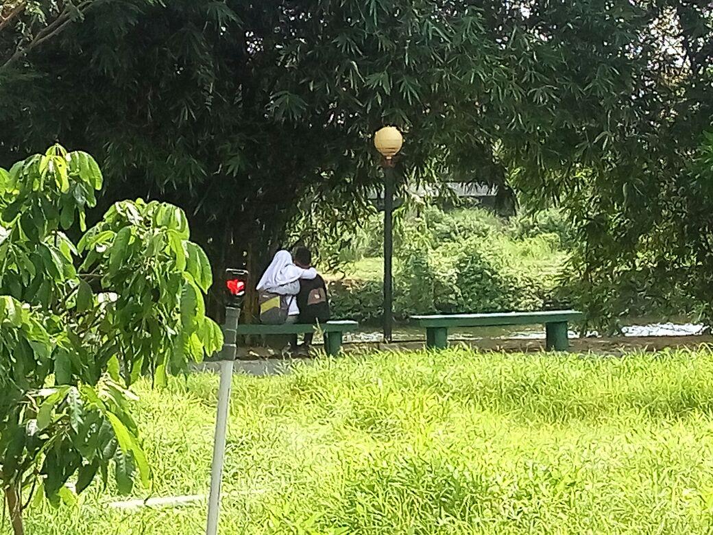 Sepasang Siswa Sma Kedapatan Ciuman Taman Maccini Sombala Liputanlima Kota
