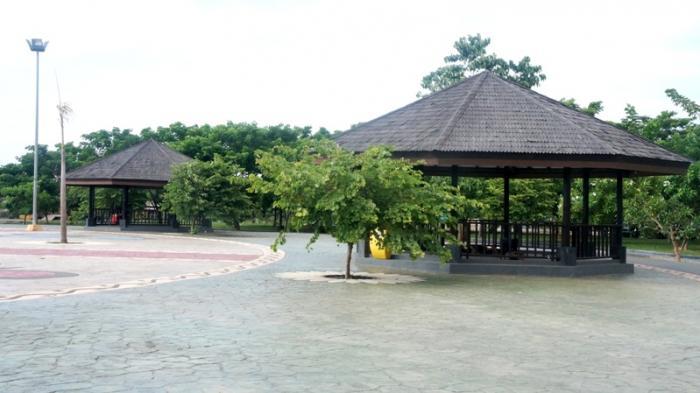 Taman Maccini Sombala Tempat Alternatif Warga Makassar Habiskan Akhir Pekan
