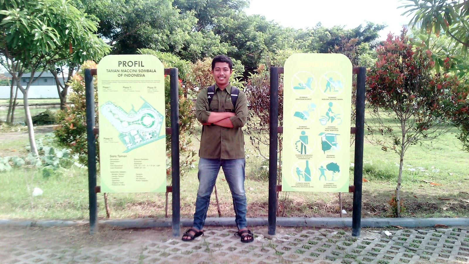 Wisata Taman Maccini Sombala Indonesia Makassar Aneka Kota