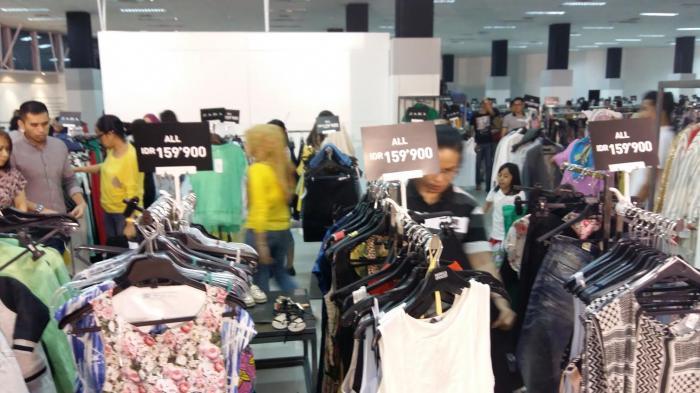Bazar Fashion Map Hadir Trans Studio Mal Makassar Tribun Timur