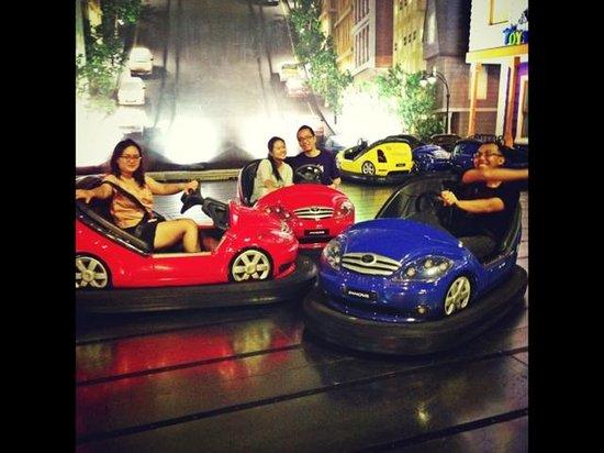 Fast Furious Picture Trans Studio Makassar Kota