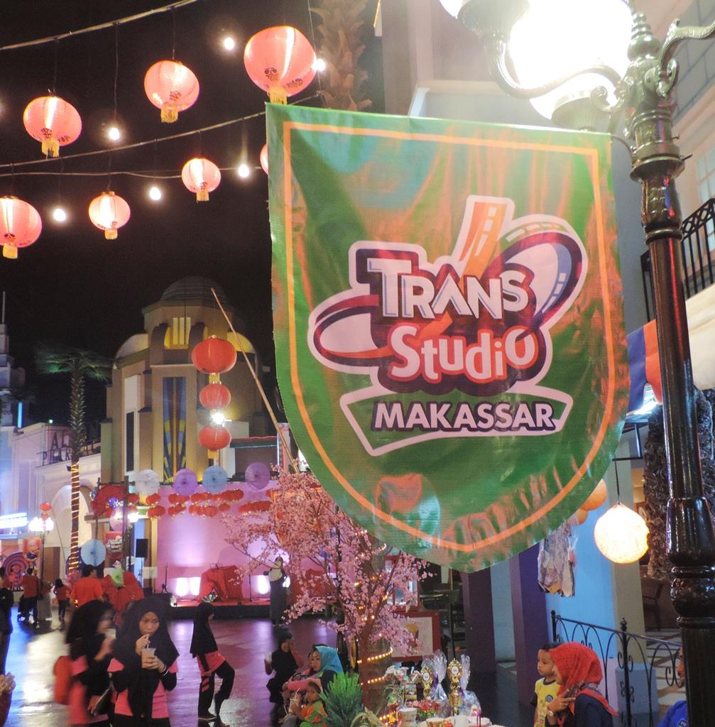 Menjajal Berbagai Wahana Trans Studio Makassar Rumika Journey Tidak Kehabisan