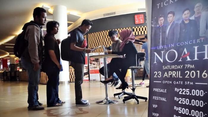 Noah Tampil Trans Studio Makassar 23 April Harga Tiket Mulai