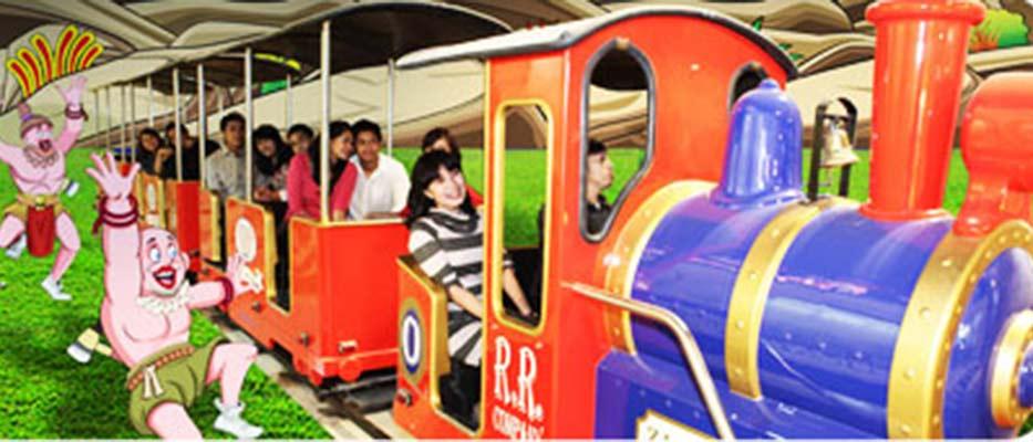 Tiket Trans Studio Makassar Wahana 2018 Travels Rimba Express Kereta