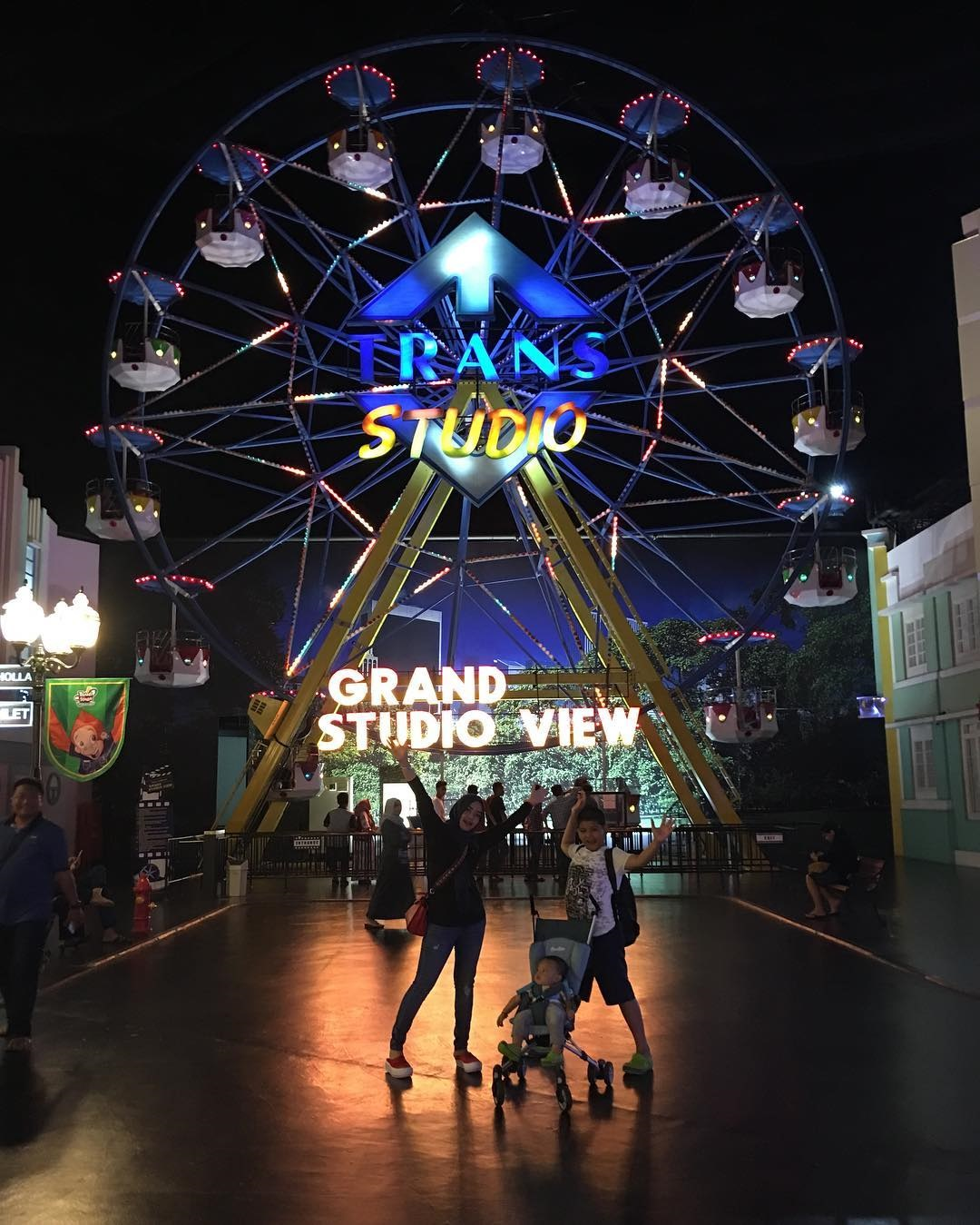 Trans Studio Makassar Berikan Tiket Masuk Kota