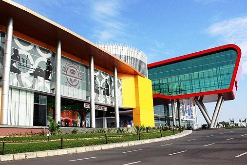 Trans Studio Mall Makassar Kota Lokanesia