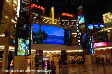 Trans Studio Sisi Modernnya Makassar Nagari Kota