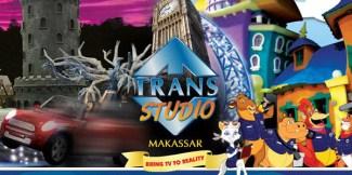 Wahana Trans Studio Makassar Bali Backpacker Kota