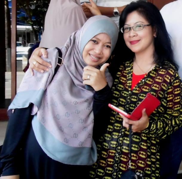 Ai Riana Ks Kembar Adipura Losari Anjungan Pantai Metro Makassar