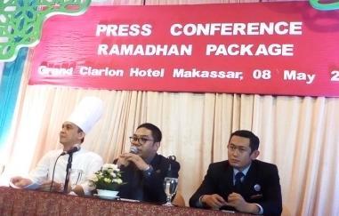 Piala Adipura Tidak Butuh Tugu Makassar Kabarmakassar Grand Clarion Hotel